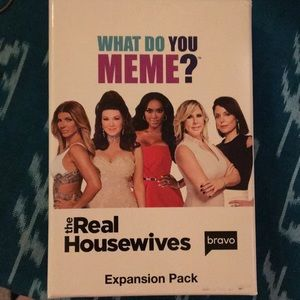 WHAT DO YOU MEME EXPANSION PACK REAL HOUSEWIVES
